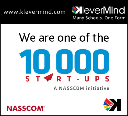 We are one of the 10,000 Startups supported by Nasscom