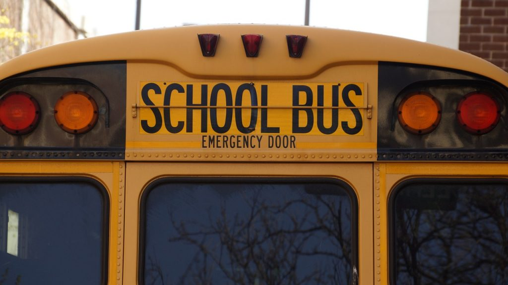 School Bus, Nursery Admissions