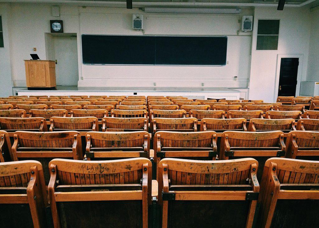 Classroom, right pre-school