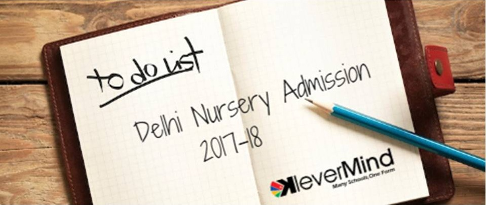 Delhi Nursery Admission