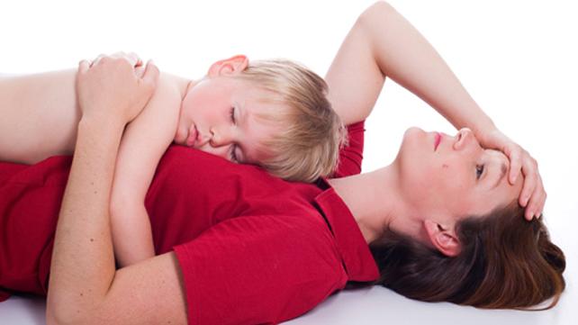 parent burnout